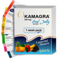 Kamagra Oral Jelly X 7 Sachets (1 week pack)